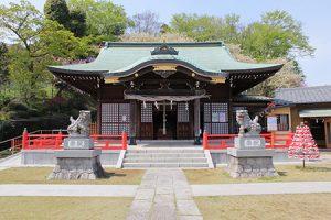 神社の神殿